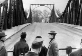 The pensioner who was a Bridge of Spies chilly warrior