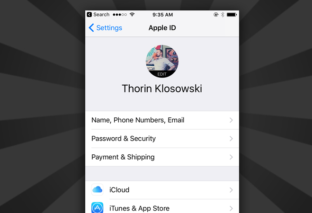 Apple Quietly Made the Account Settings Web page on Your iPhone a Tiny Bit Extra Helpful