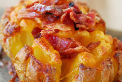 Blogger's Baked Potato Recipe Is Completely Unorthodox (However She Swears By It)