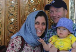 Charity employee marks first 12 months in Iranian jail