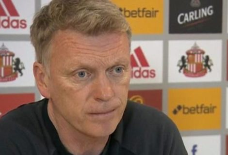 David Moyes 'deeply regrets' slap comment to BBC reporter