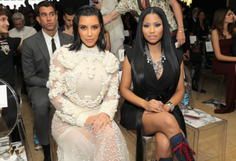 Kim Kardashian Wore Archival Givenchy to the Each day Entrance Row Awards