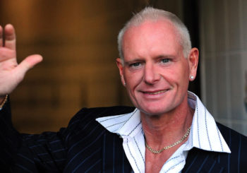 Paul Gascoigne, Gazza, Hospitalised After 'Battle In Resort'