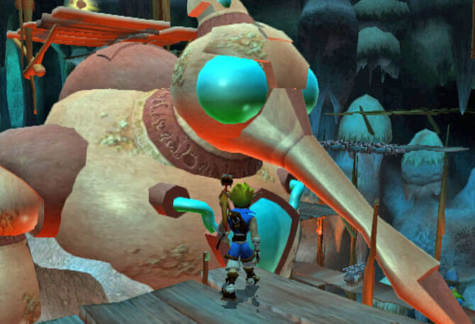 PlayStation traditional 'Jak and Daxter' will probably be re-released on PS4
