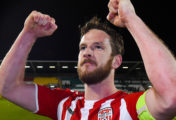 Ryan McBride, Derry Metropolis Captain, Dies Unexpectedly Simply A Day After Win In opposition to Drogheda United